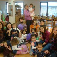 Skupina pro rodiče s malými dětmi
